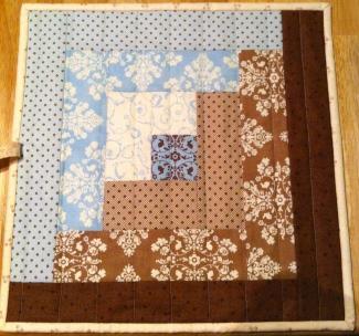 Knitting Needle Holder - Outside